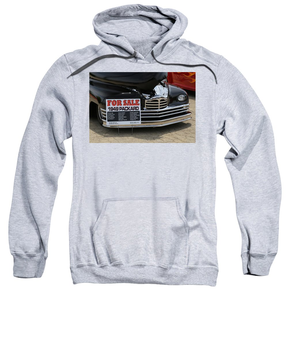 Digital Sweatshirt featuring the photograph For Sale by Jeff Roney