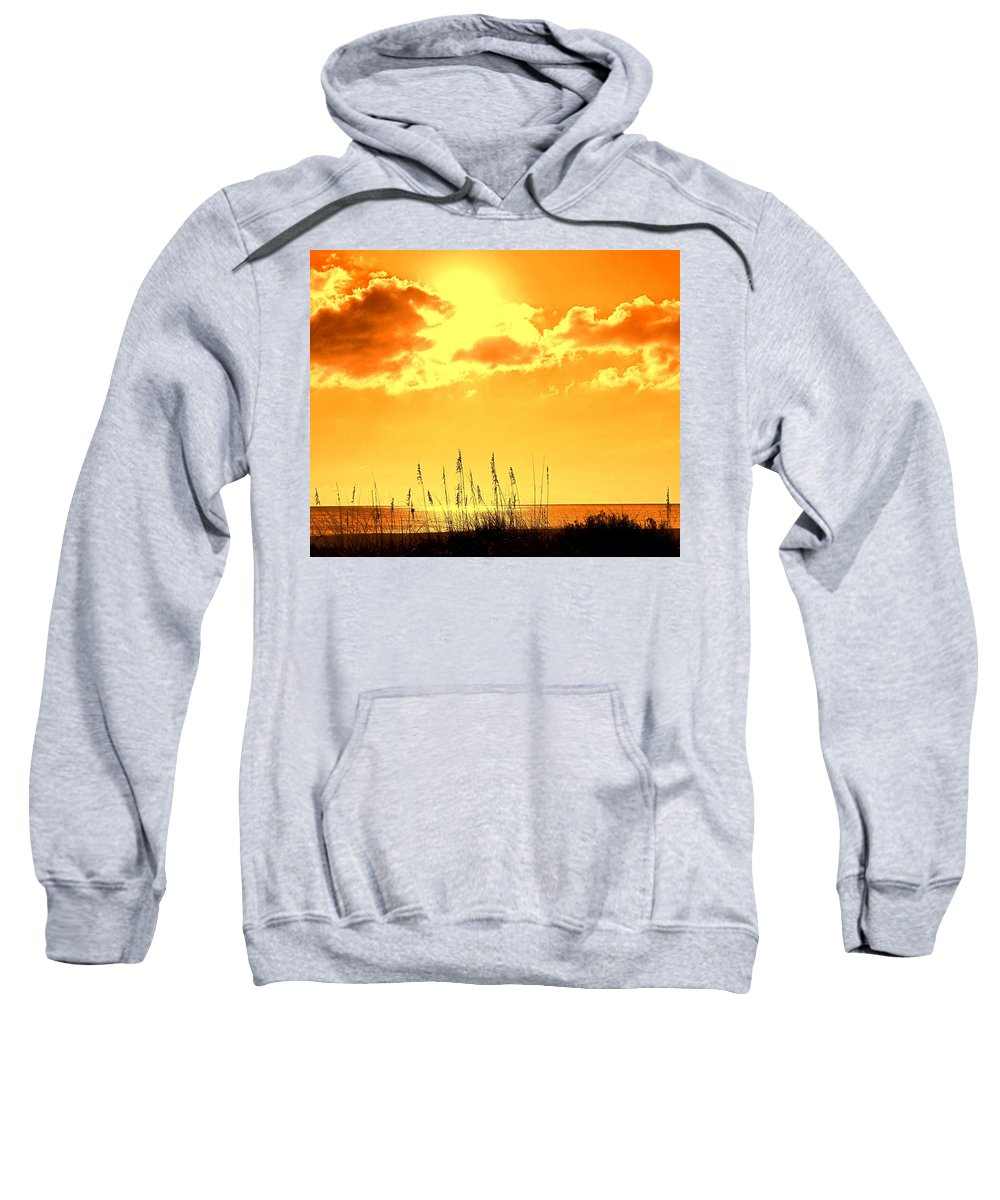 Sun Sweatshirt featuring the photograph For When Winter Gets To You by Ian MacDonald