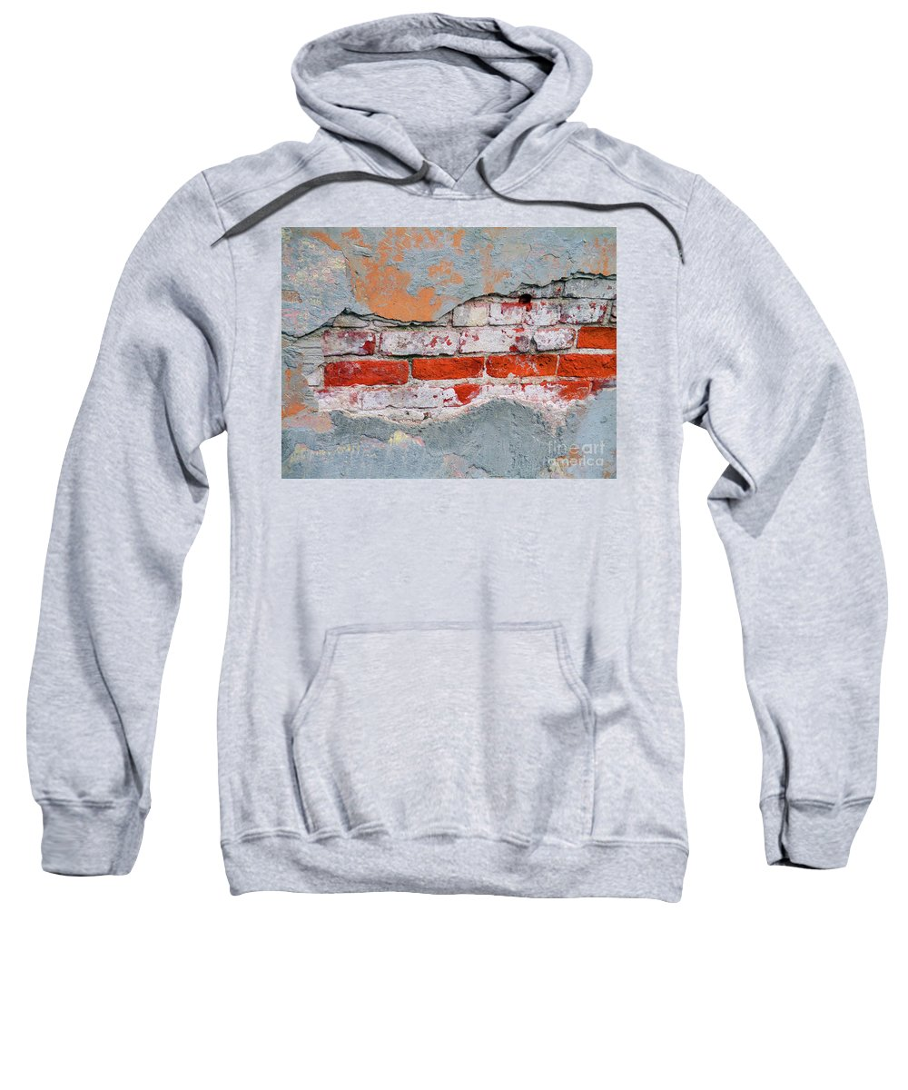 French Quarter Sweatshirt featuring the photograph French Quarter 8 by Randall Weidner