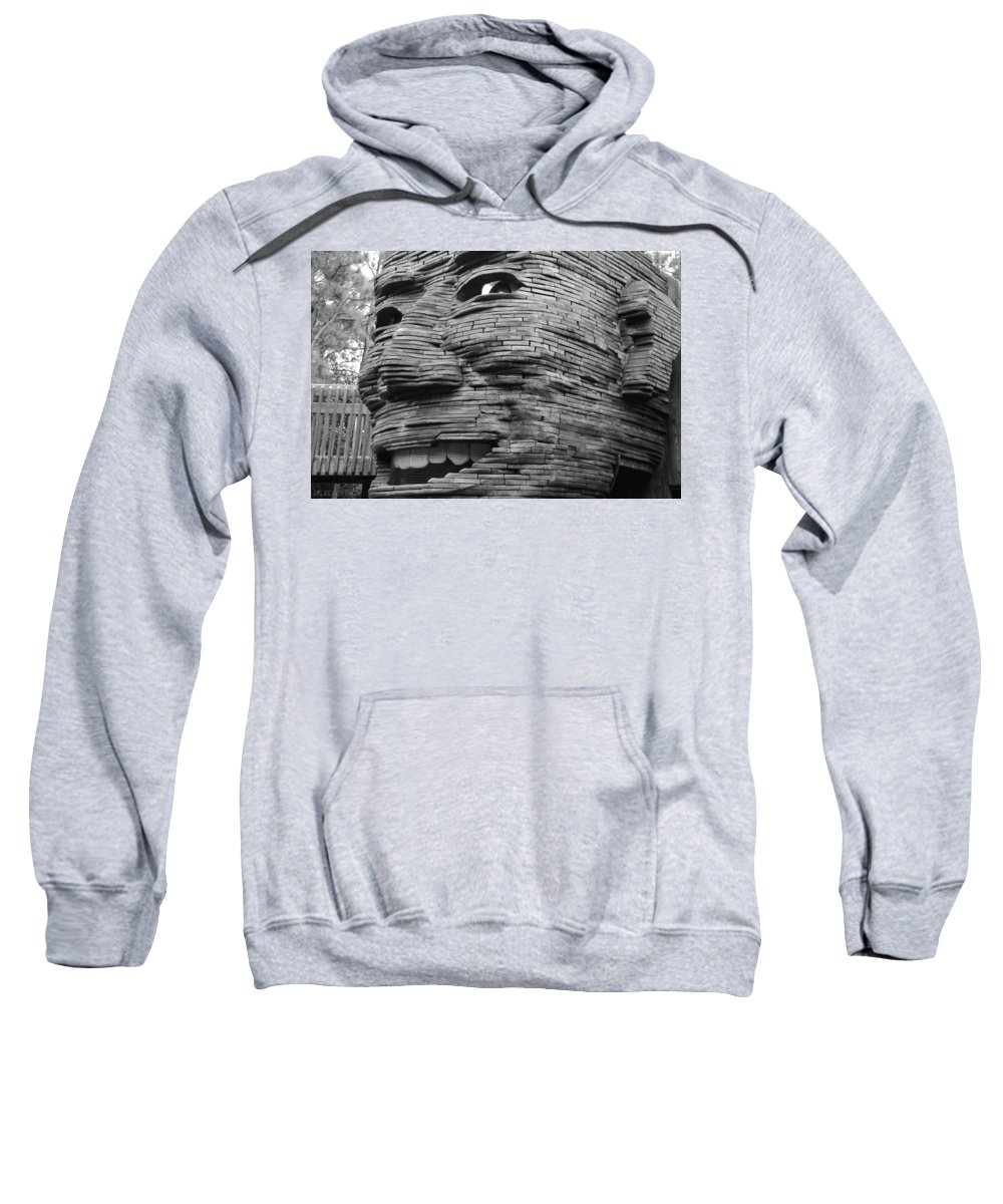 Architecture Sweatshirt featuring the photograph Gentle Giant by Rob Hans