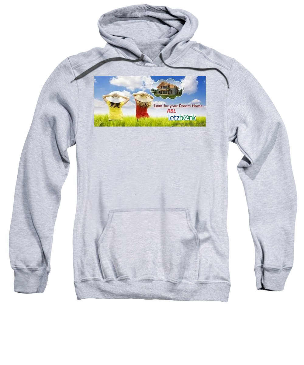 Rbl Bank Sweatshirt featuring the photograph Get Rbl Home Loan At Lowest Rate Of Interest Letzbank by Harika
