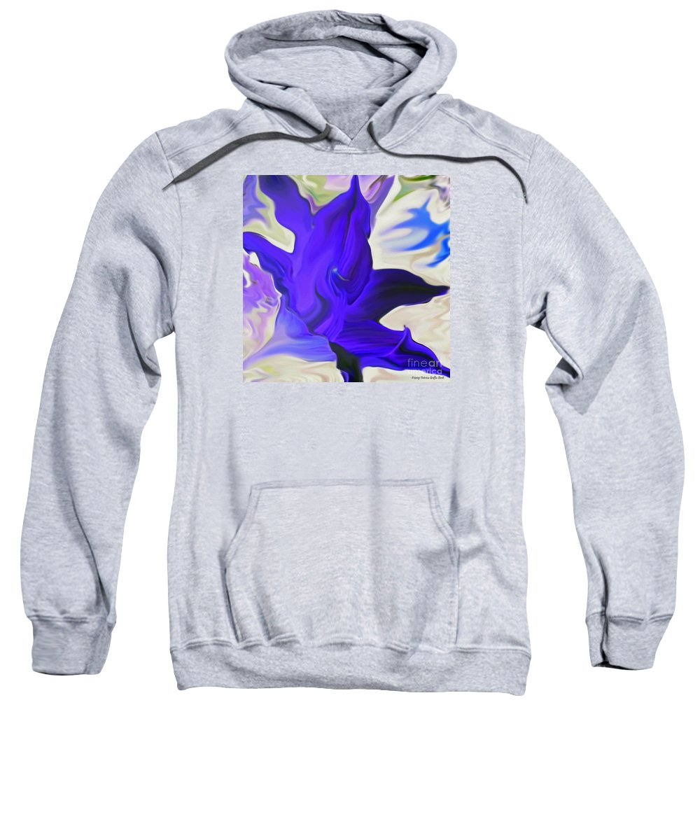 Mixed Media Art Sweatshirt featuring the photograph Glory I by Patricia Griffin Brett