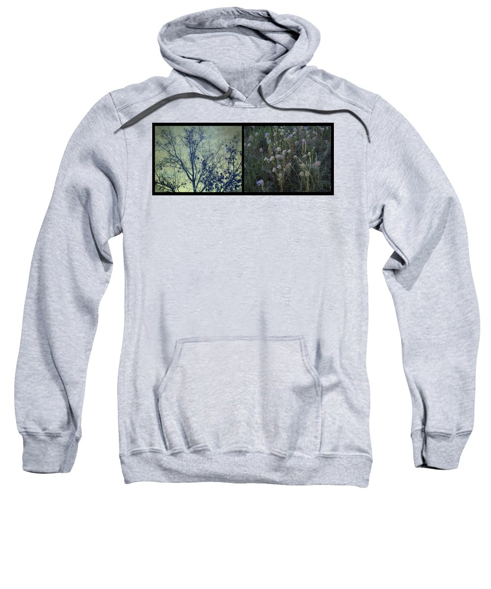 God Sweatshirt featuring the photograph God by James W Johnson