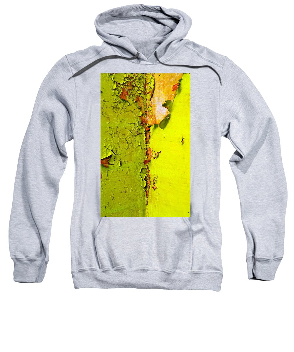 Skip Hunt Sweatshirt featuring the photograph Going Green by Skip Hunt