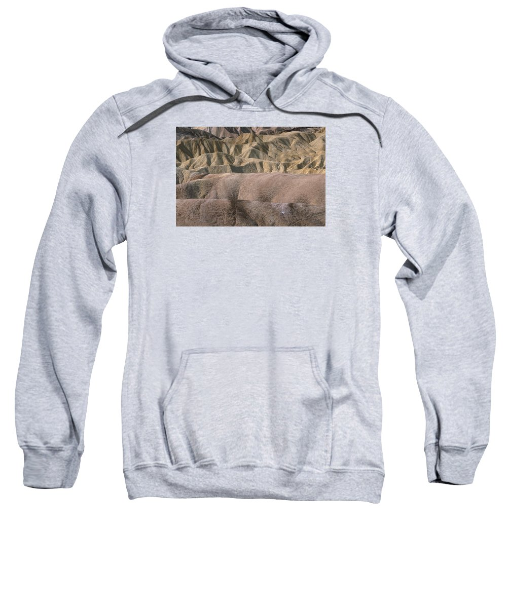 Death Valley National Park Ca. Sweatshirt featuring the photograph Golden Canyon - Death Valley National Park by Soli Deo Gloria Wilderness And Wildlife Photography