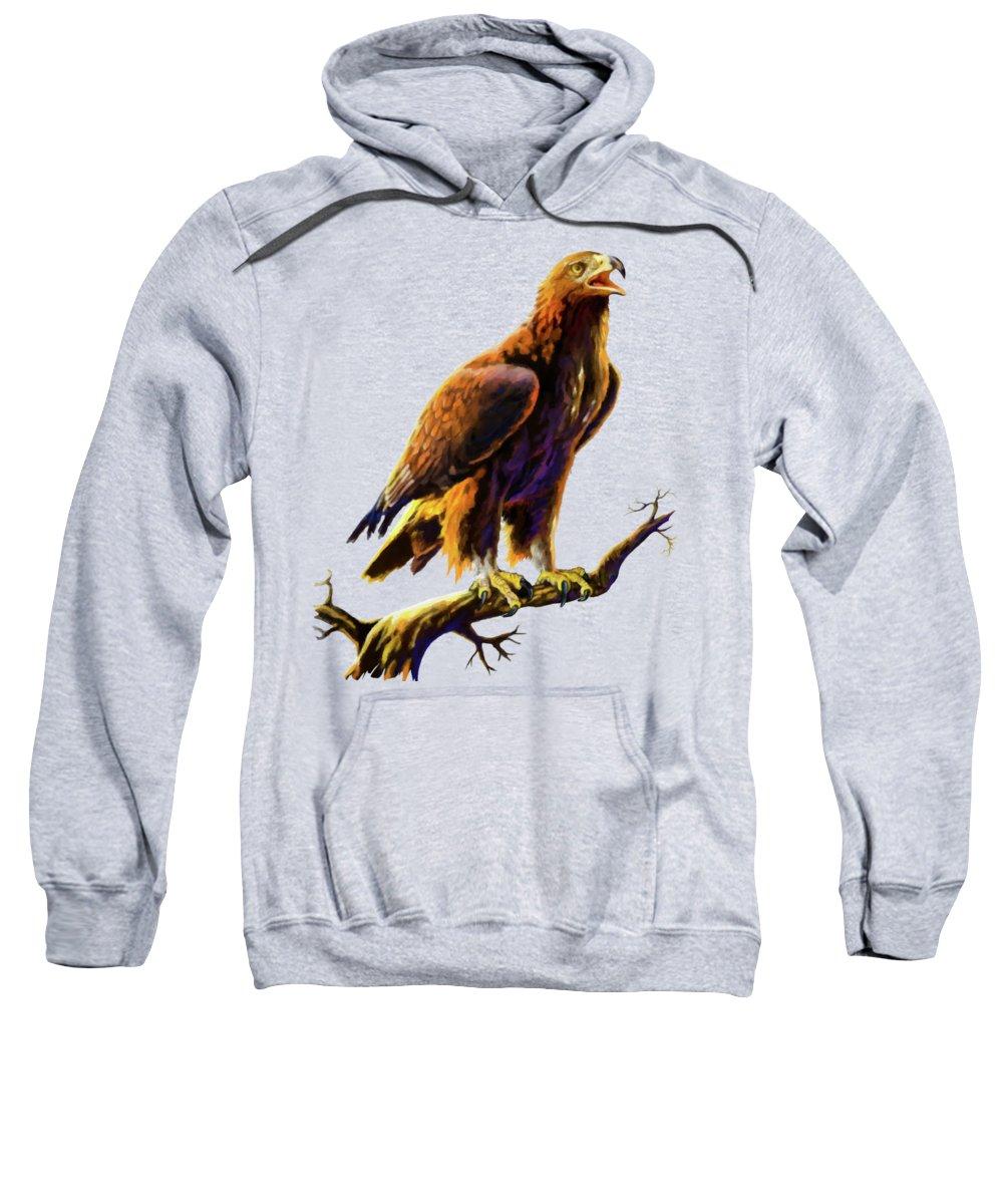 Eaglets Hooded Sweatshirts T-Shirts