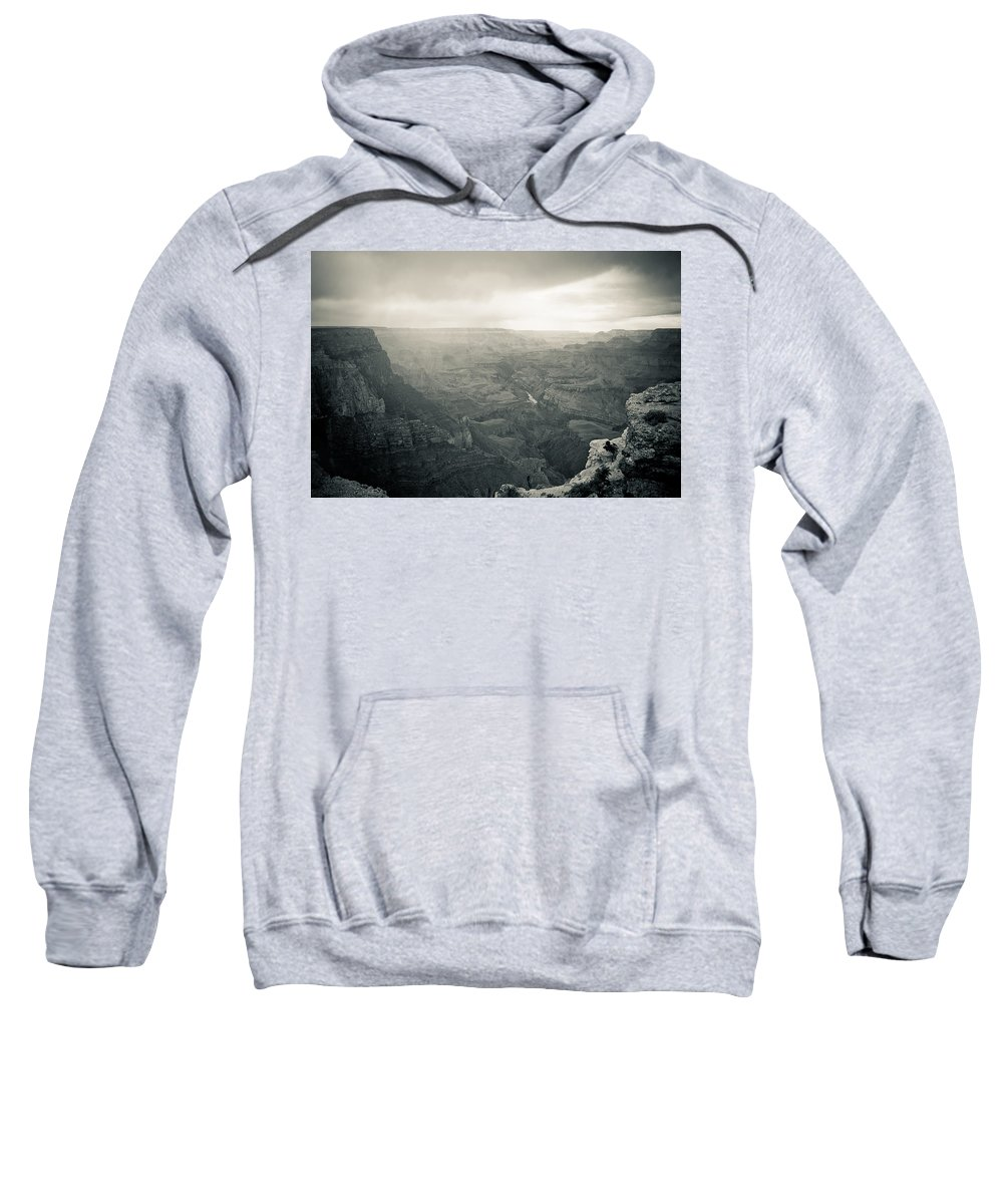 Grand Canyon Sweatshirt featuring the photograph Grand Canyon by James BO Insogna