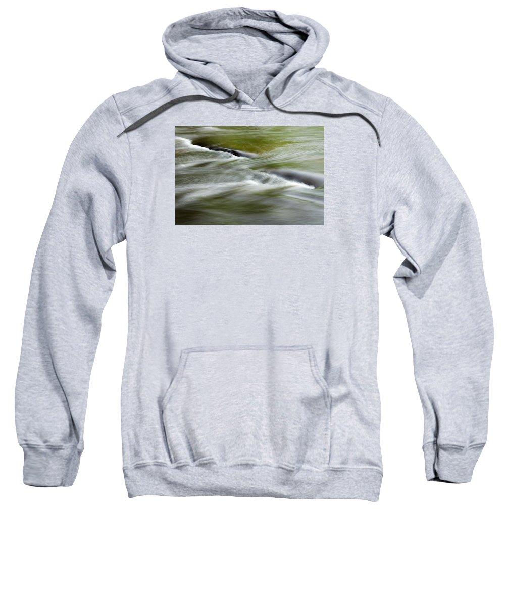 Green Sweatshirt featuring the photograph Greens Of Summer by Glenn Gordon