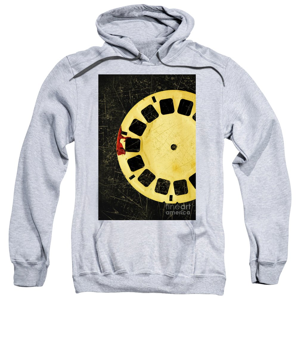 Art Sweatshirt featuring the photograph Grunge Toy Artwork by Jorgo Photography - Wall Art Gallery