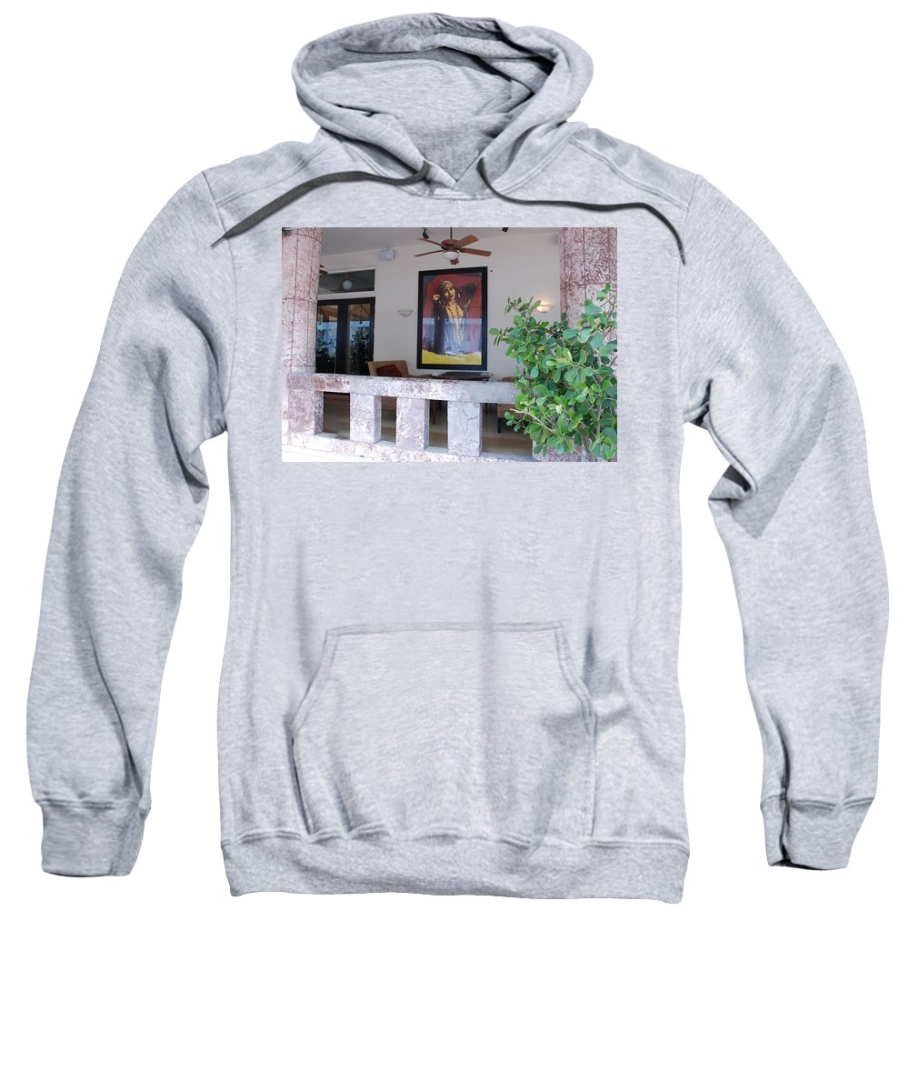 Art Sweatshirt featuring the photograph Gypsy Lady by Rob Hans