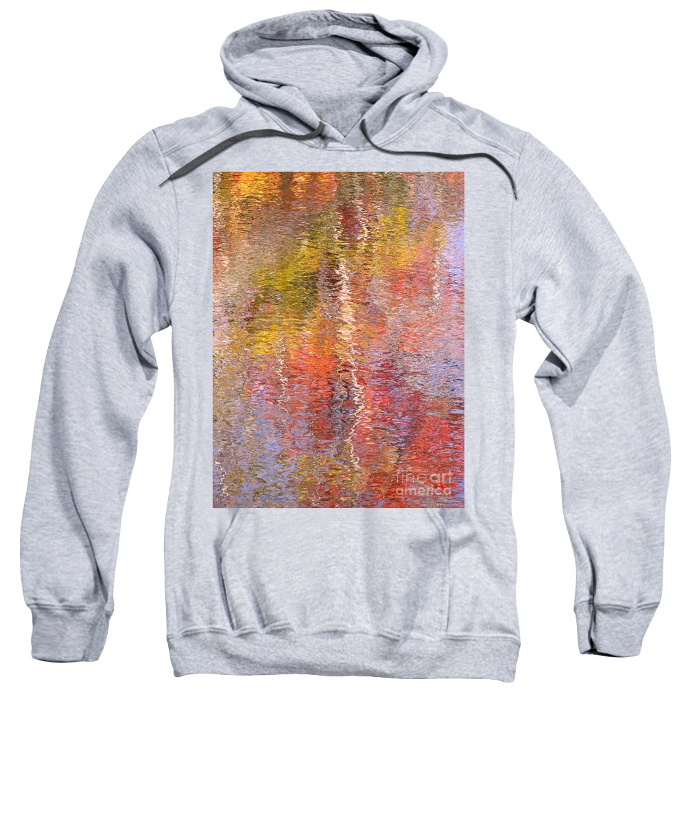Abstract Sweatshirt featuring the photograph Life Is But A Dream by Sybil Staples