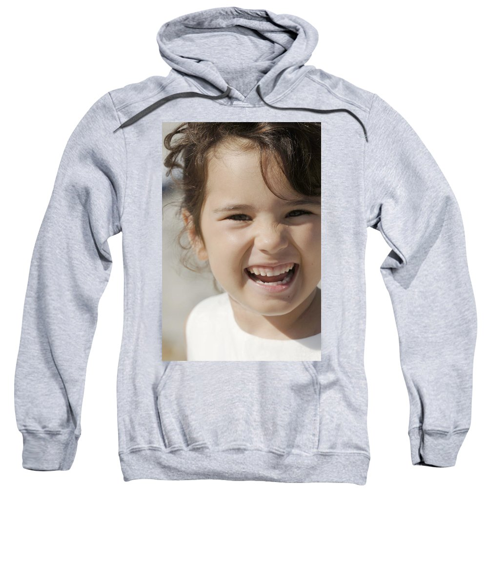 Happy Contest Sweatshirt featuring the photograph Happy Contest 10 by Jill Reger