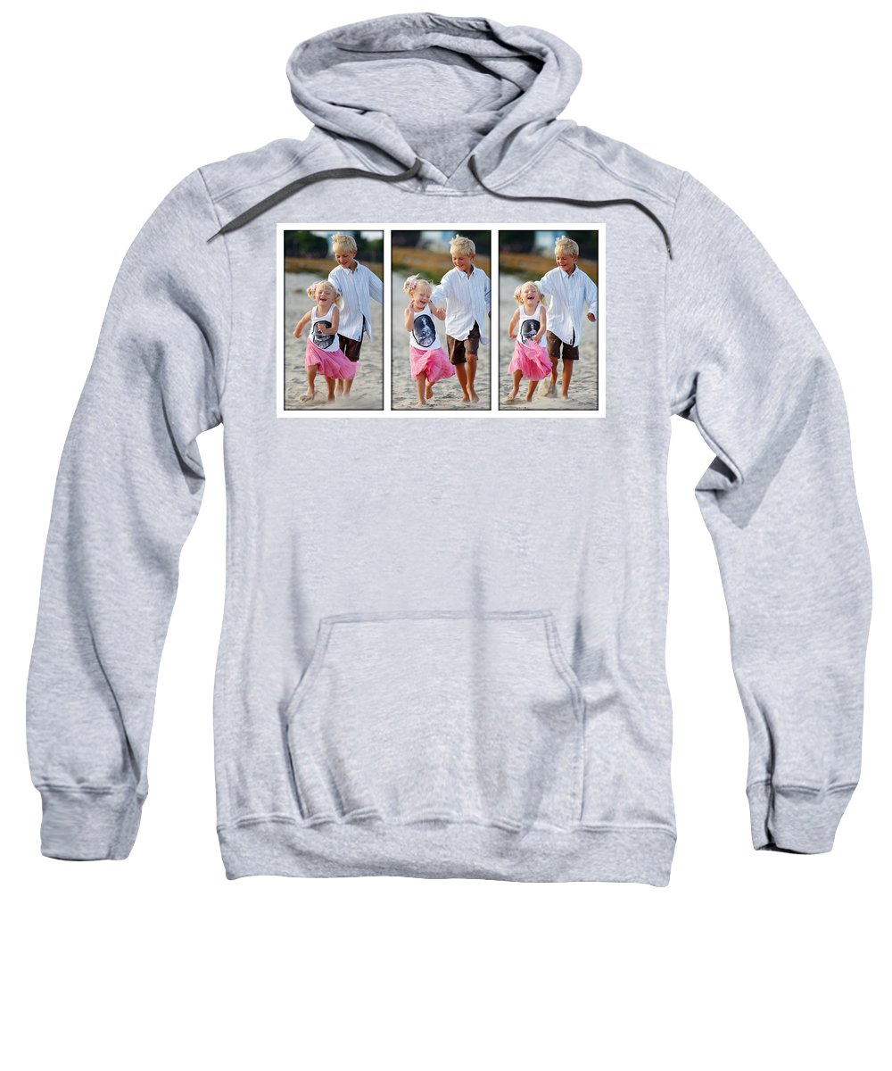 Happy Contest Sweatshirt featuring the photograph Happy Contest 15 by Jill Reger