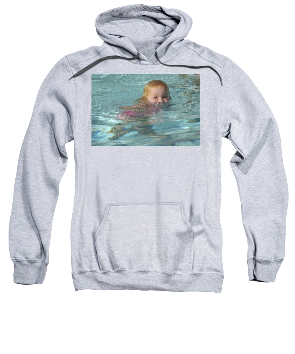 Happy Contest Sweatshirt featuring the photograph Happy Contest 4 by Jill Reger