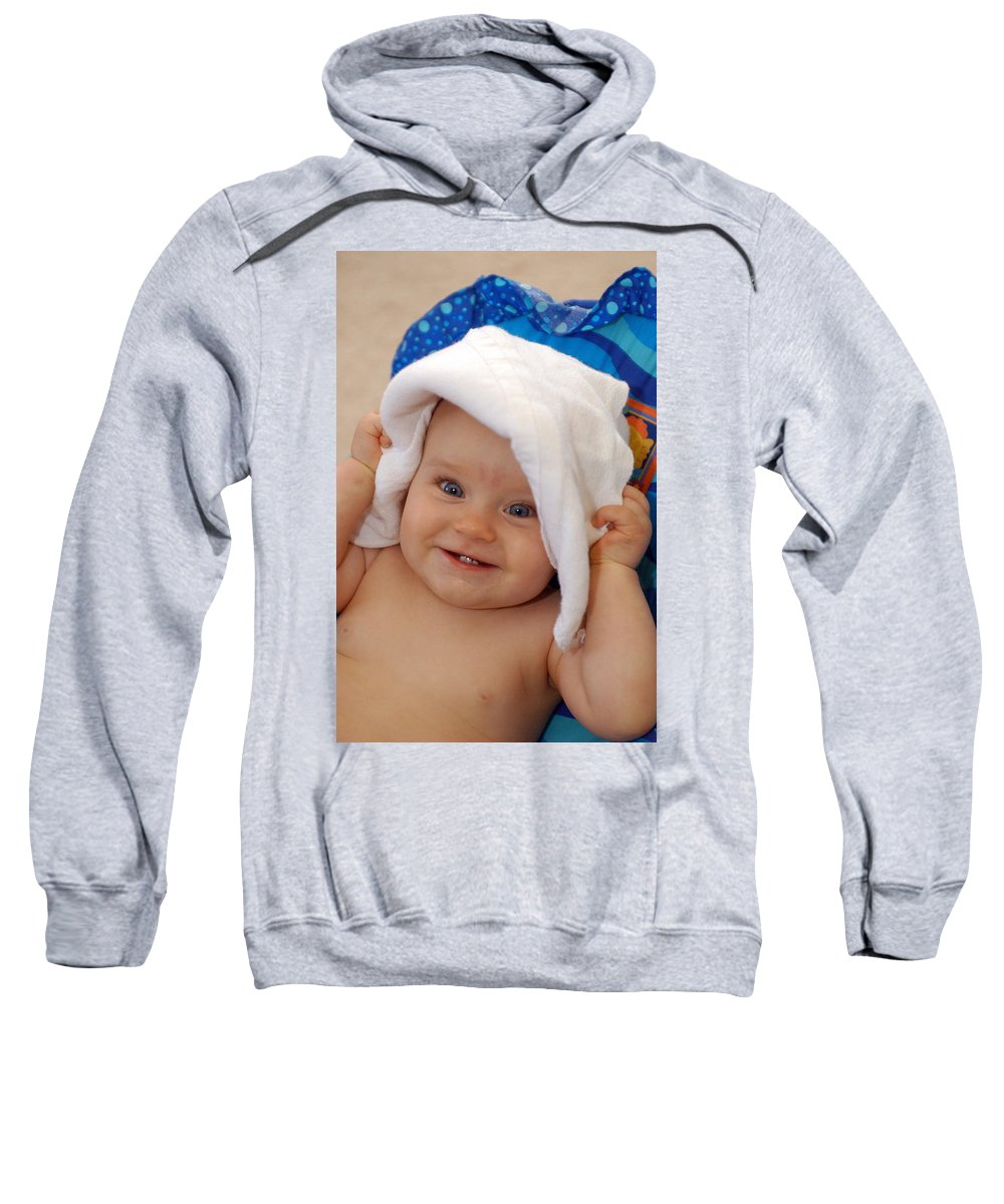 Happy Contest Sweatshirt featuring the photograph Happy Contest 7 by Jill Reger