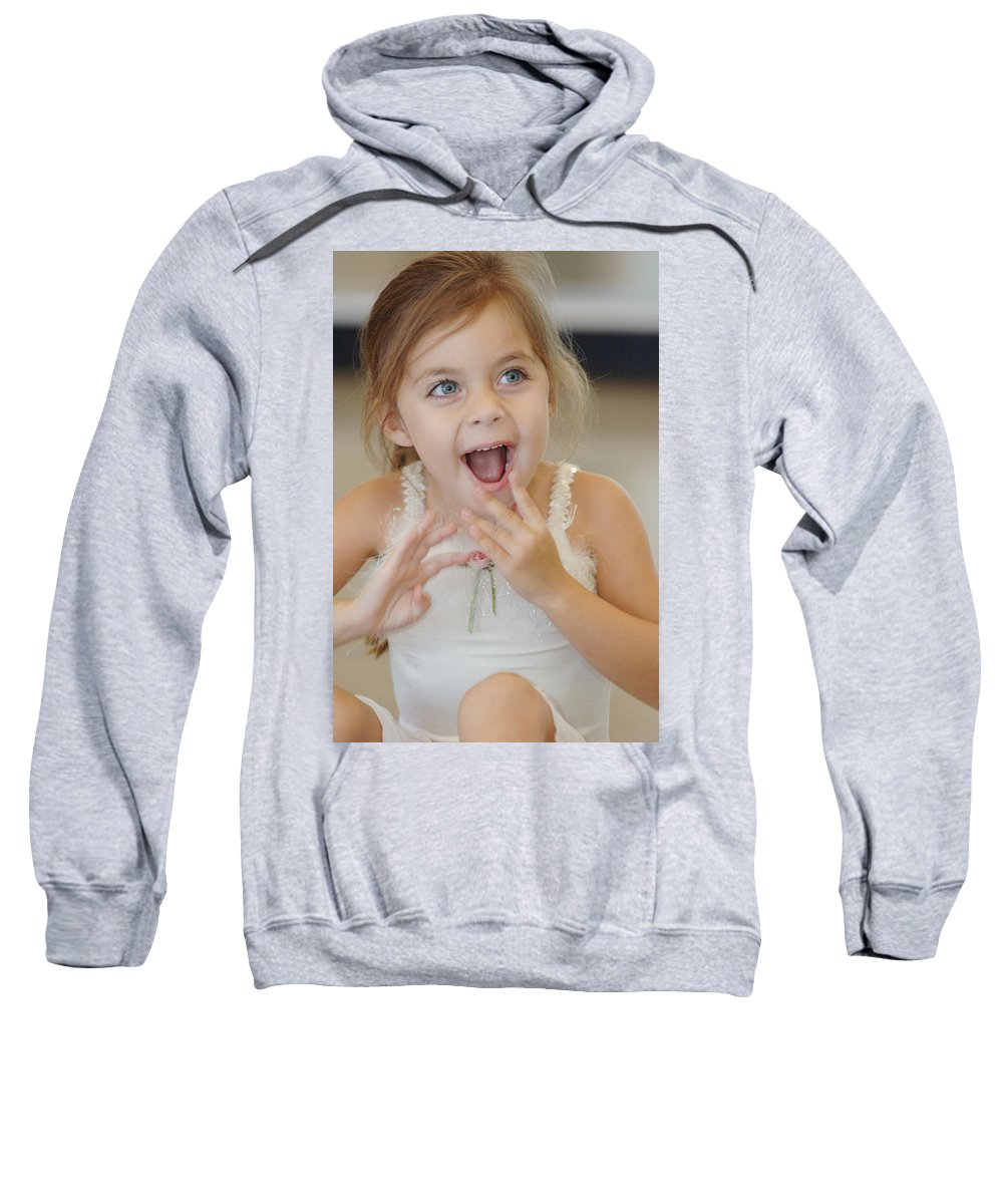 Happy Contest Sweatshirt featuring the photograph Happy Contest 8 by Jill Reger
