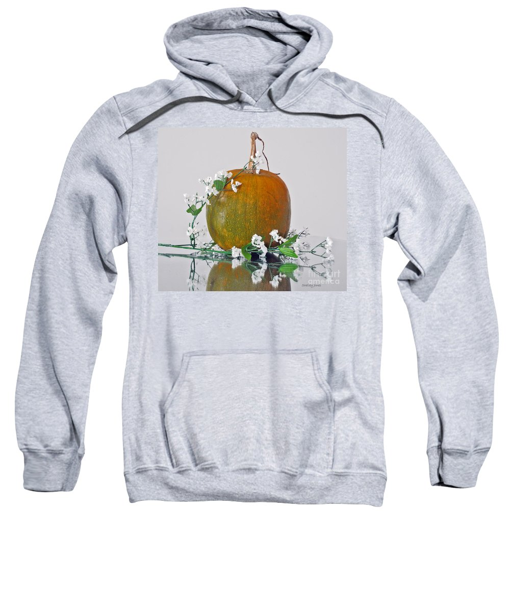 Photography Sweatshirt featuring the photograph Harvest by Shelley Jones