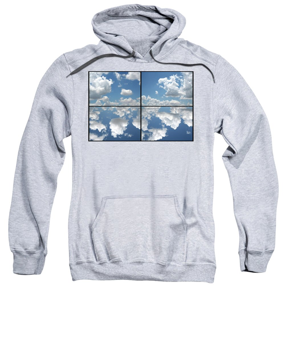 Heaven Sweatshirt featuring the photograph Heaven by James W Johnson