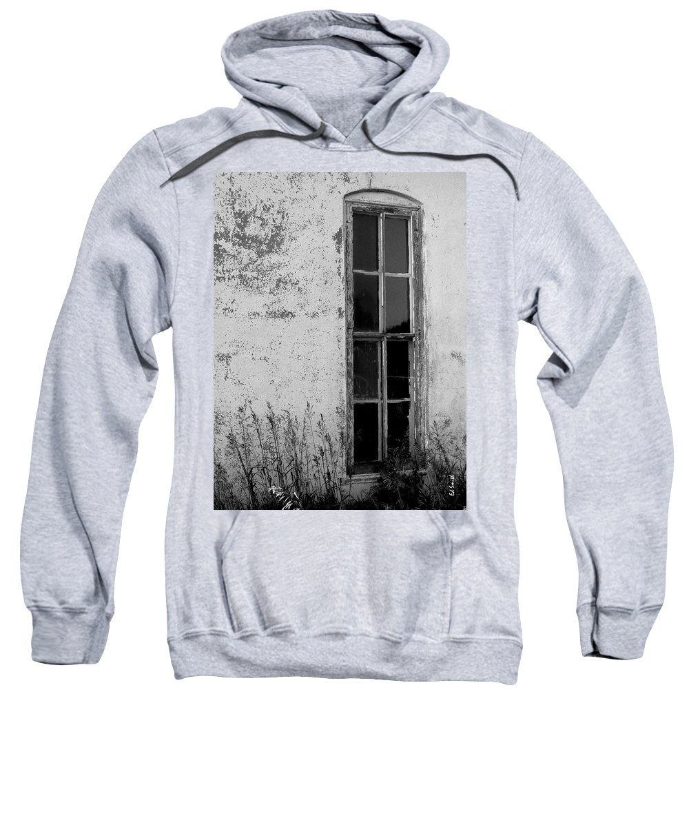 Home Sweatshirt featuring the photograph Home by Ed Smith
