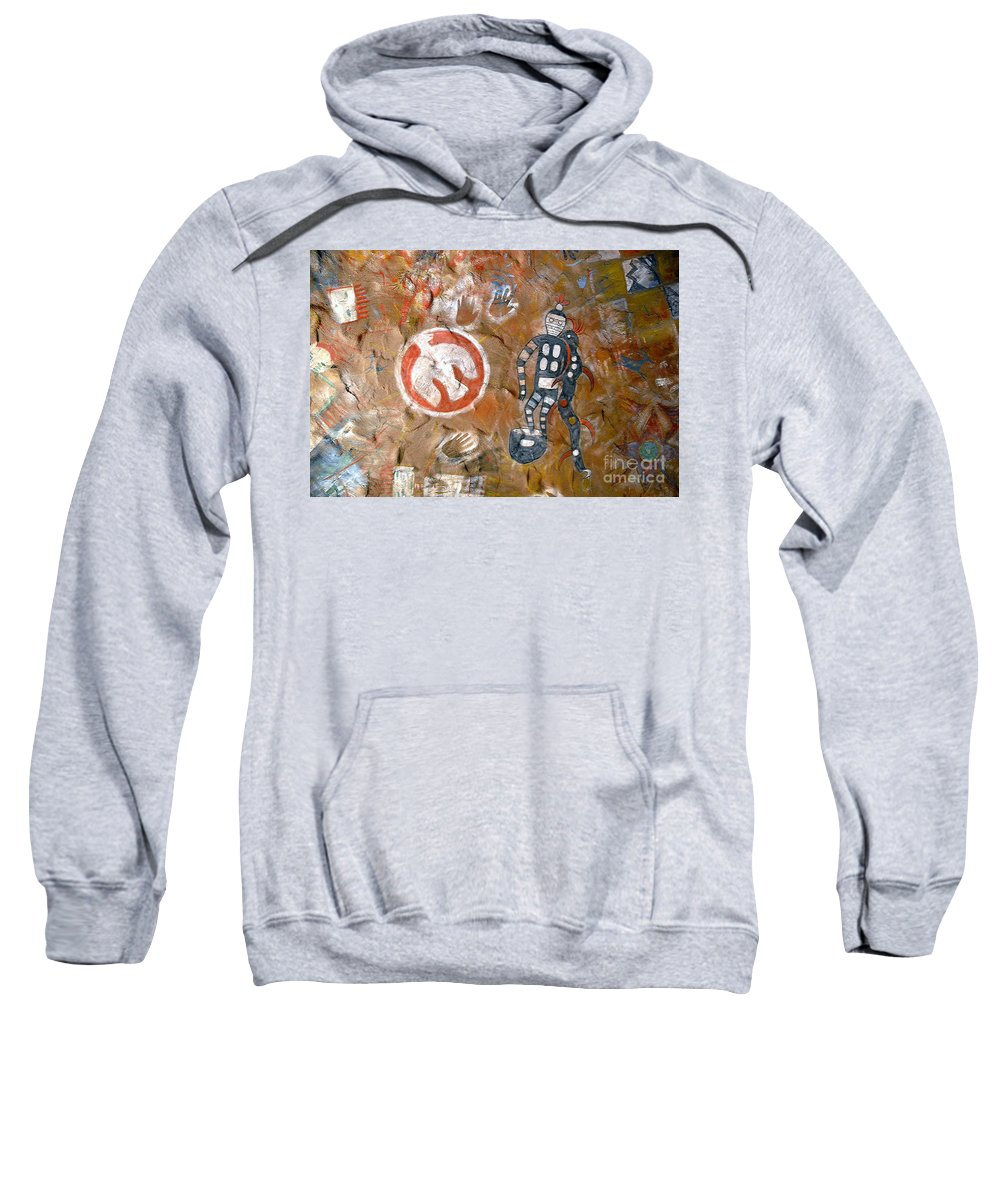 Hopi Indians Sweatshirt featuring the photograph Hopi Dreams by David Lee Thompson