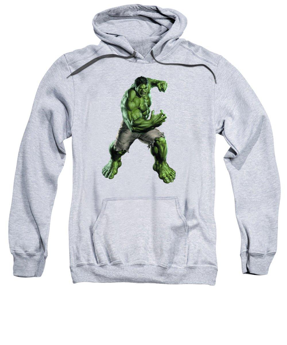 Adventure Mixed Media Hooded Sweatshirts T-Shirts