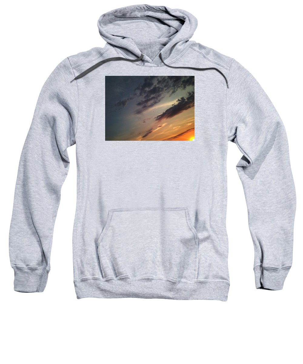 Oregon Sweatshirt featuring the photograph Humble by Chris Dunn