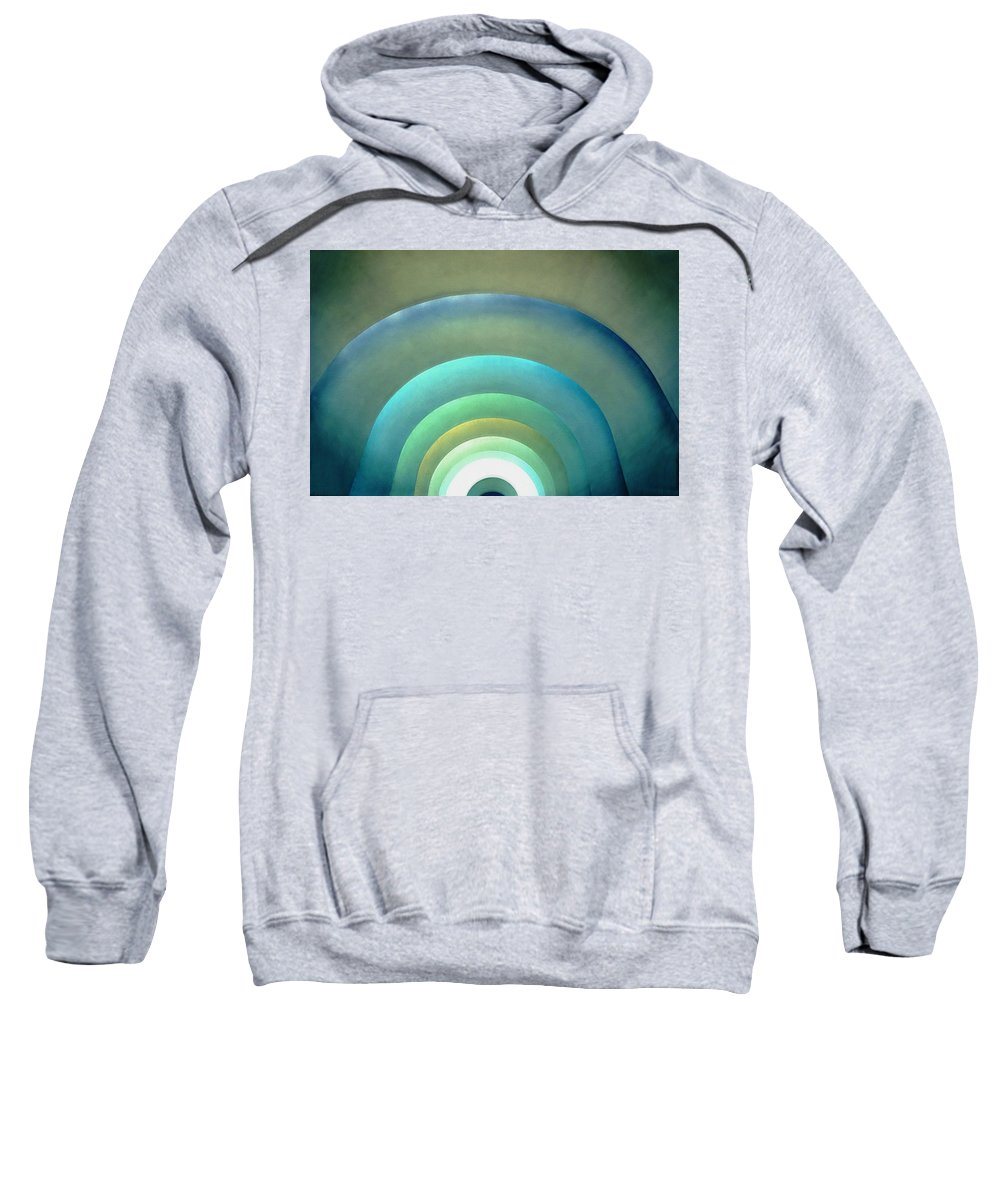 Photography Sweatshirt featuring the photograph Iglesia by Paul Wear