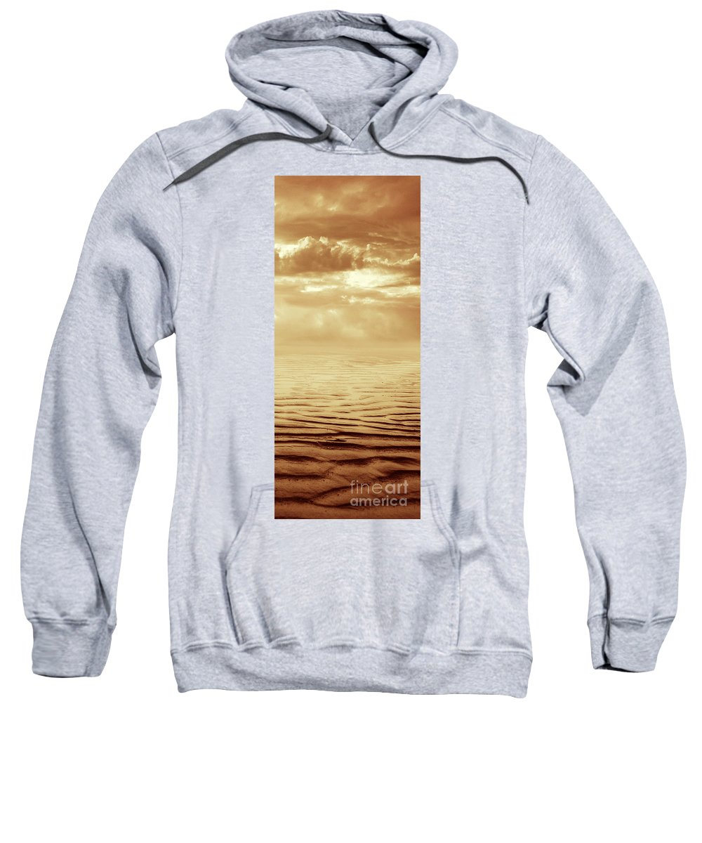 Dipasquale Sweatshirt featuring the photograph Illusion Never Changed Into Something Real by Dana DiPasquale