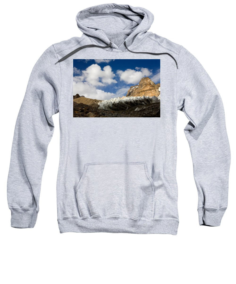 Beautiful Sweatshirt featuring the photograph In The Sky And On The Earth by Konstantin Dikovsky