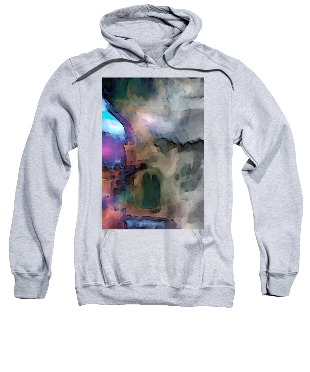 World Sweatshirt featuring the photograph In The World by George Page