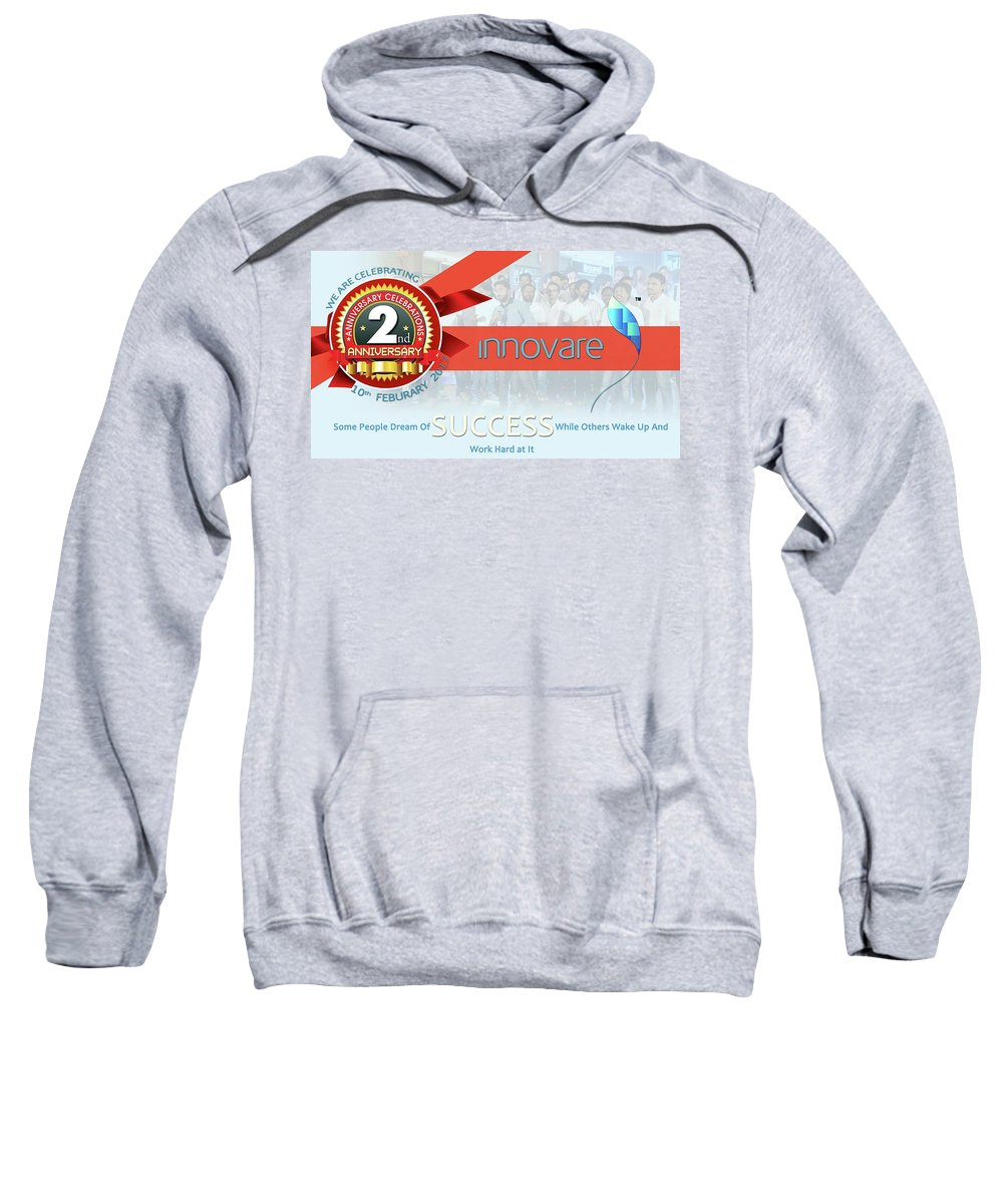 Educational Games For Kids Sweatshirt featuring the photograph Innovare It Solutions by Innovare
