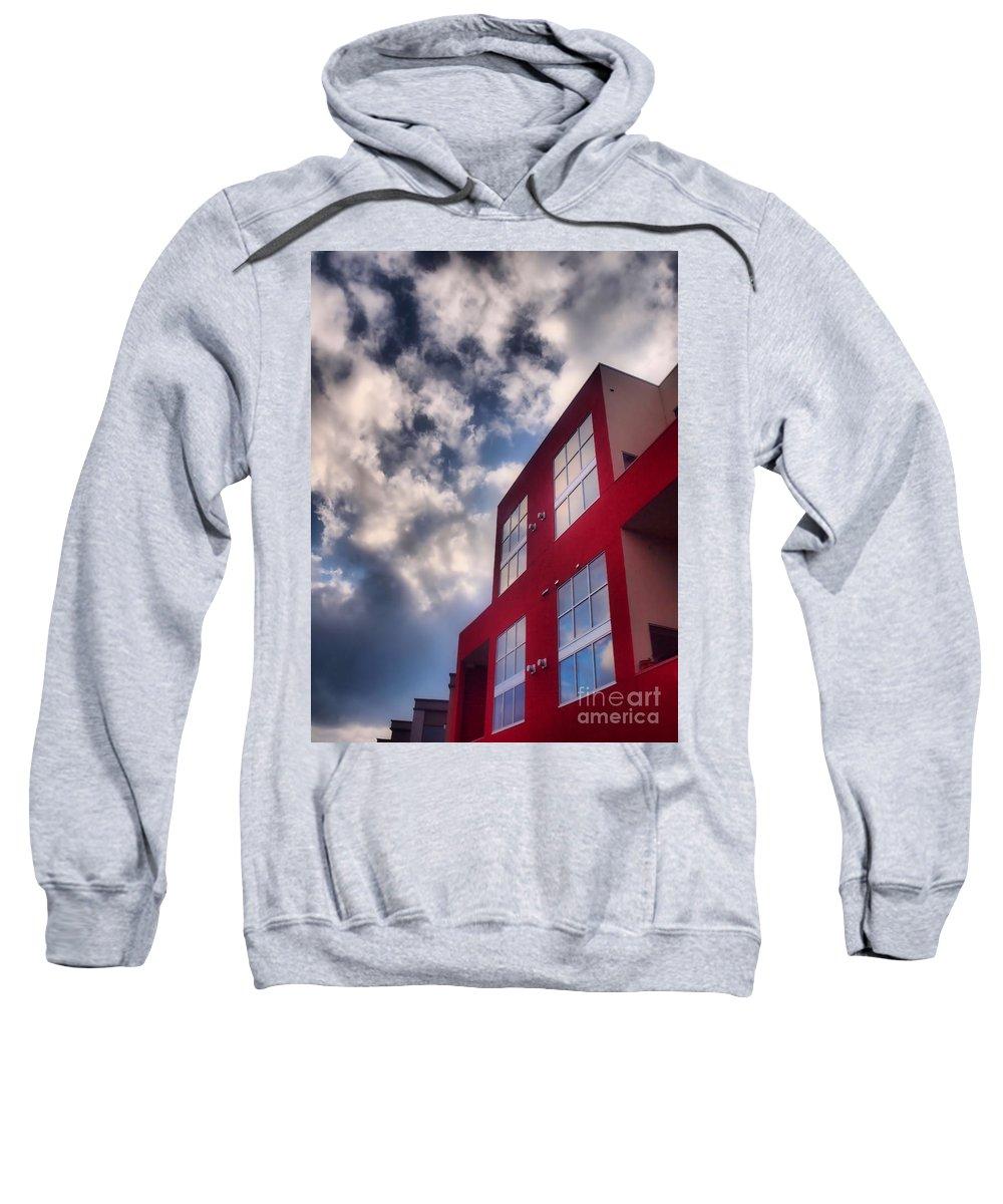 Building Sweatshirt featuring the photograph January 20 2010 by Tara Turner