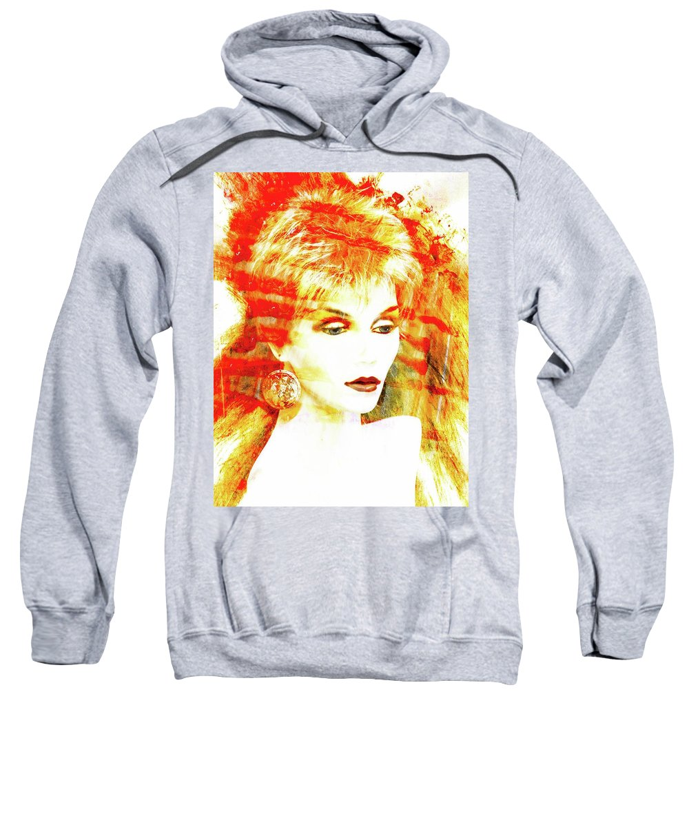 Alicegipsonphotographs Sweatshirt featuring the photograph Juju by Alice Gipson