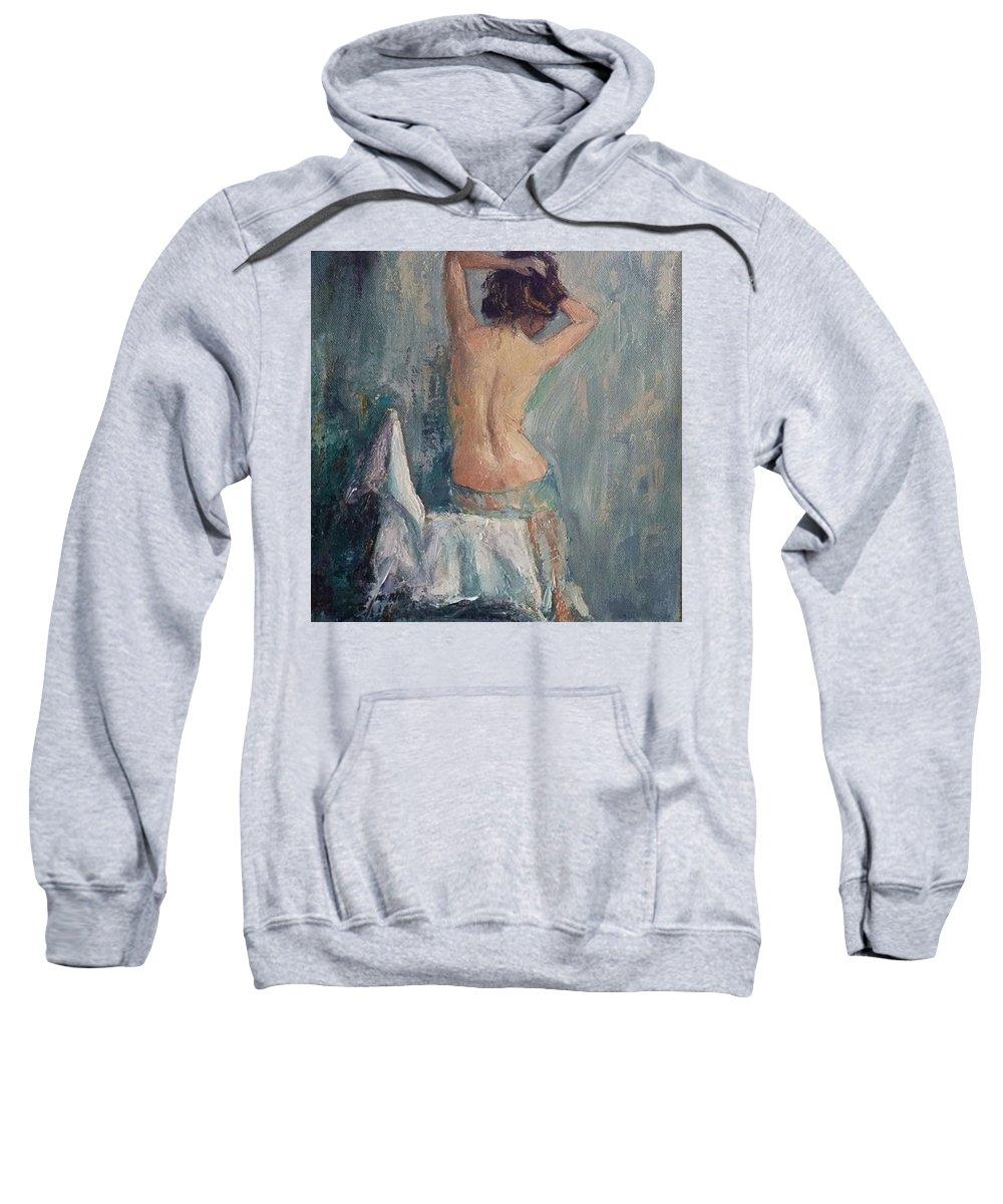 Nudes Hooded Sweatshirts T-Shirts