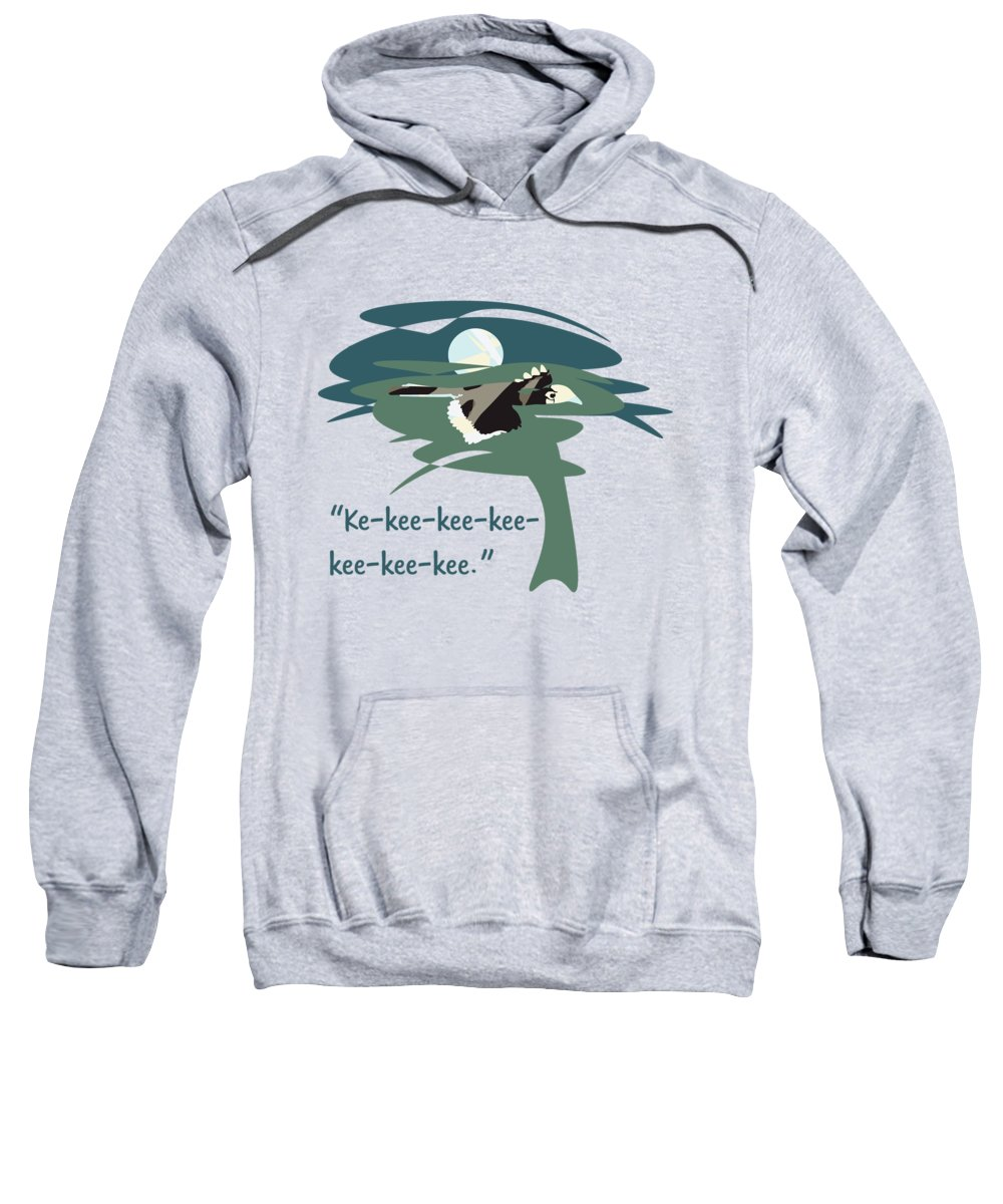 Hornbill Hooded Sweatshirts T-Shirts