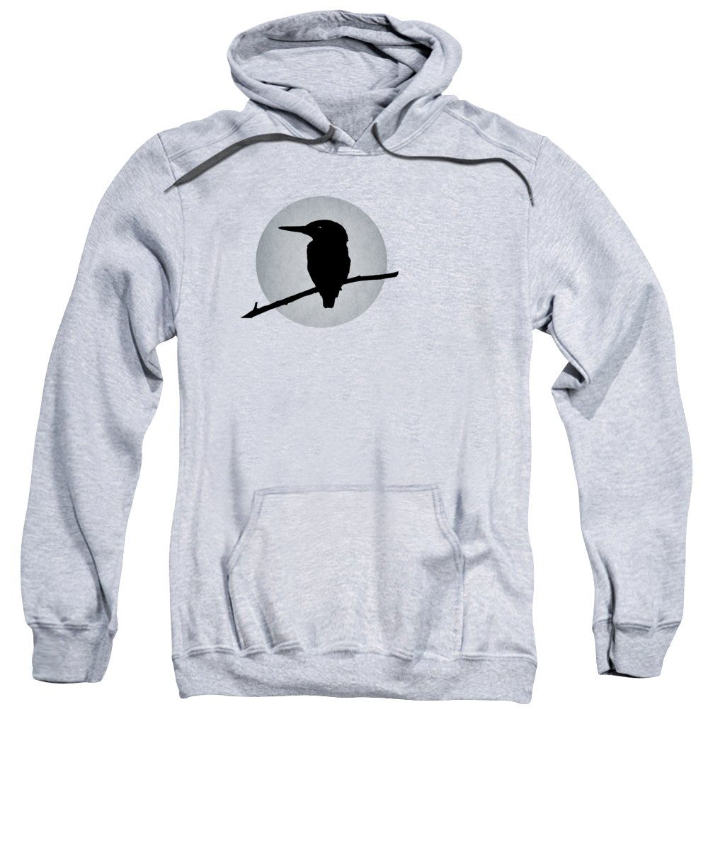 Kingfisher Hooded Sweatshirts T-Shirts