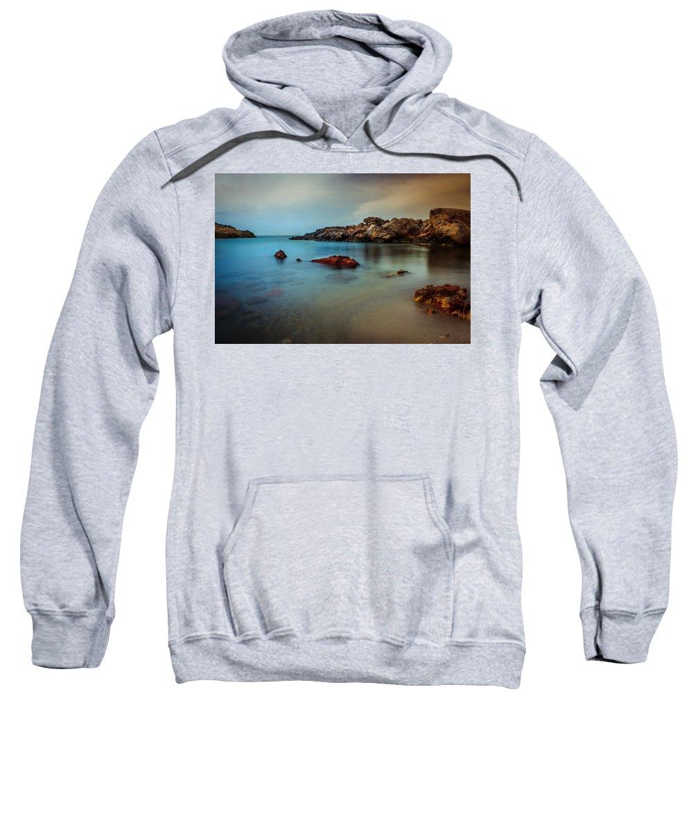 Kos Sweatshirt featuring the photograph Kos Iv by Agis Fere