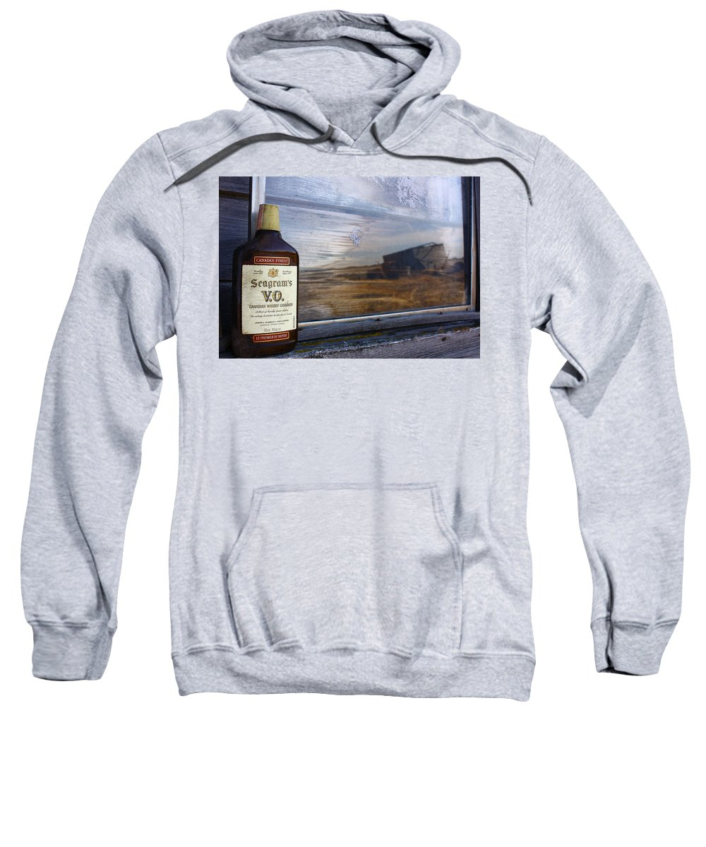 Landscapes Sweatshirt featuring the photograph Left Upside Down by The Artist Project