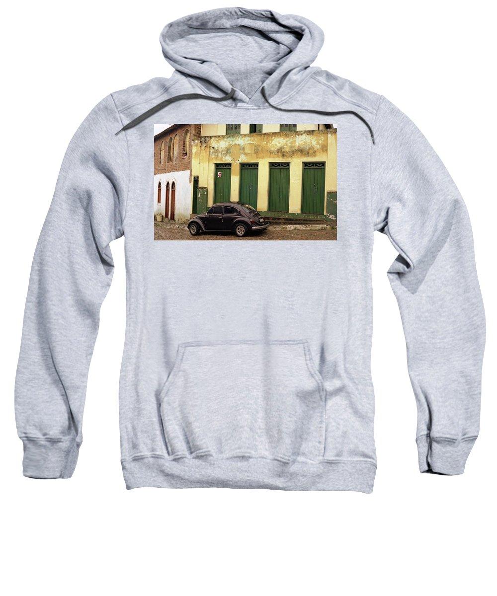 Bahia Sweatshirt featuring the photograph Lencois - Bug by Patrick Klauss