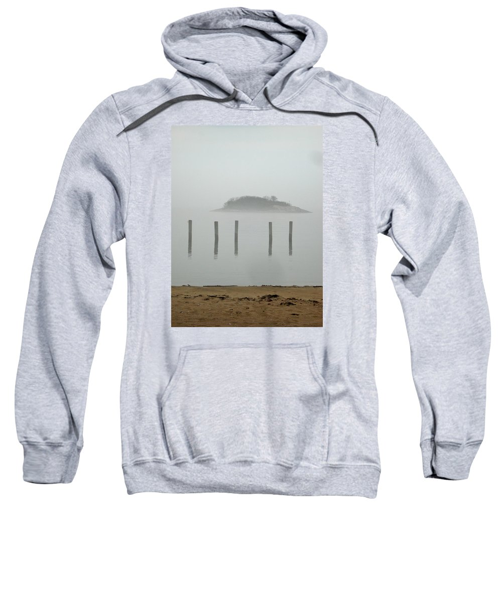 Landscape Sweatshirt featuring the photograph Level 5 by Nelson F Martinez