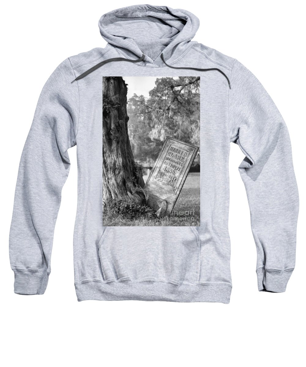 Graves Sweatshirt featuring the photograph Life After Death by Richard Rizzo
