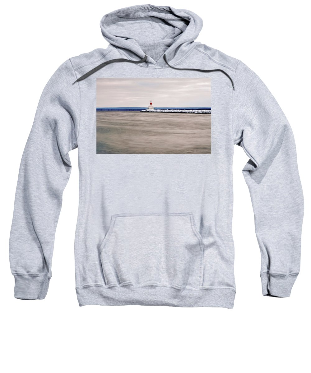 Mood Sweatshirt featuring the photograph Light by LaNae Riviere Loyd