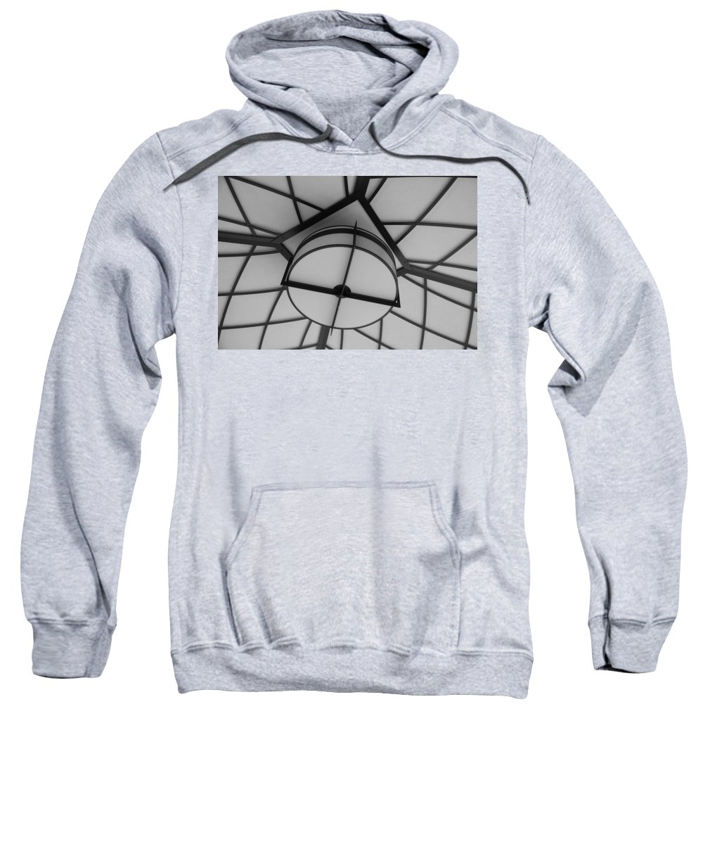 Architecture Sweatshirt featuring the photograph Lighted Box by Rob Hans