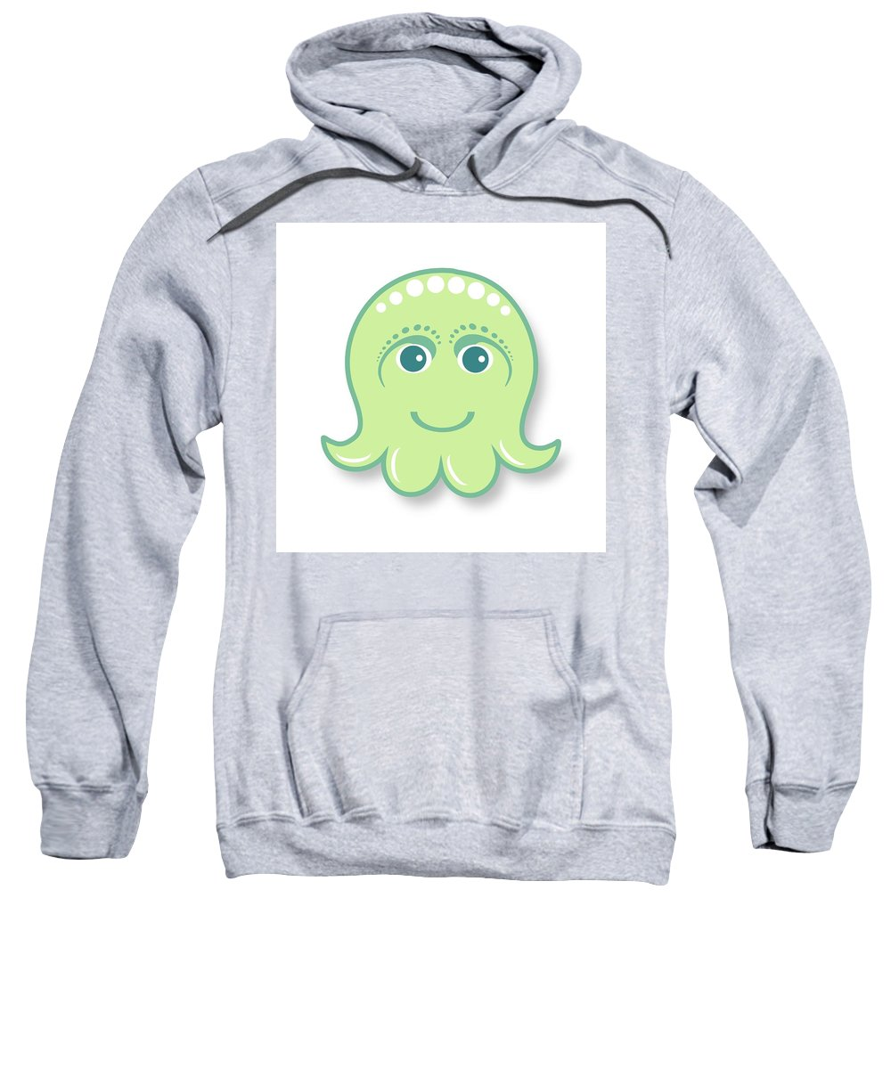Illustration Hooded Sweatshirts T-Shirts
