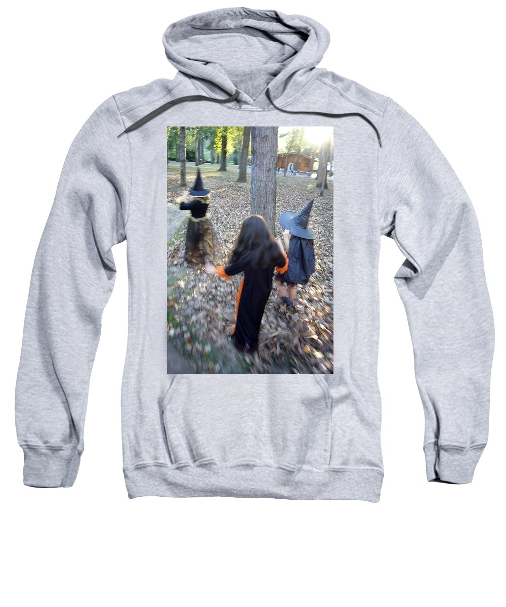 Spain Sweatshirt featuring the photograph Little Witches by Rafa Rivas