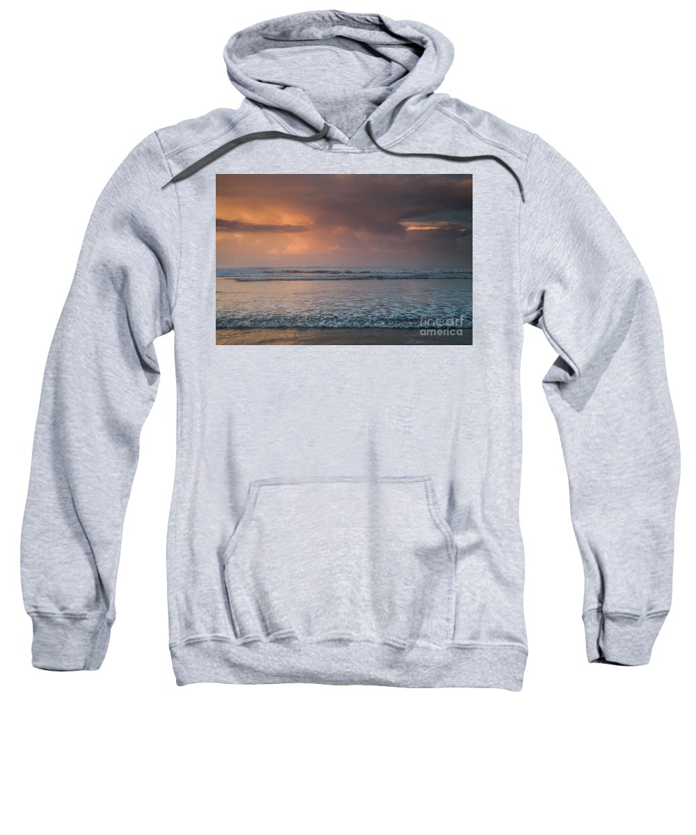 Cloud Sweatshirt featuring the photograph Low Tide by Iris Greenwell