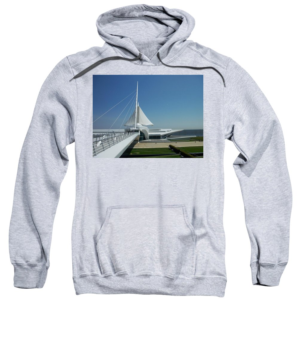 Mam Sweatshirt featuring the photograph Mam Series 1 by Anita Burgermeister