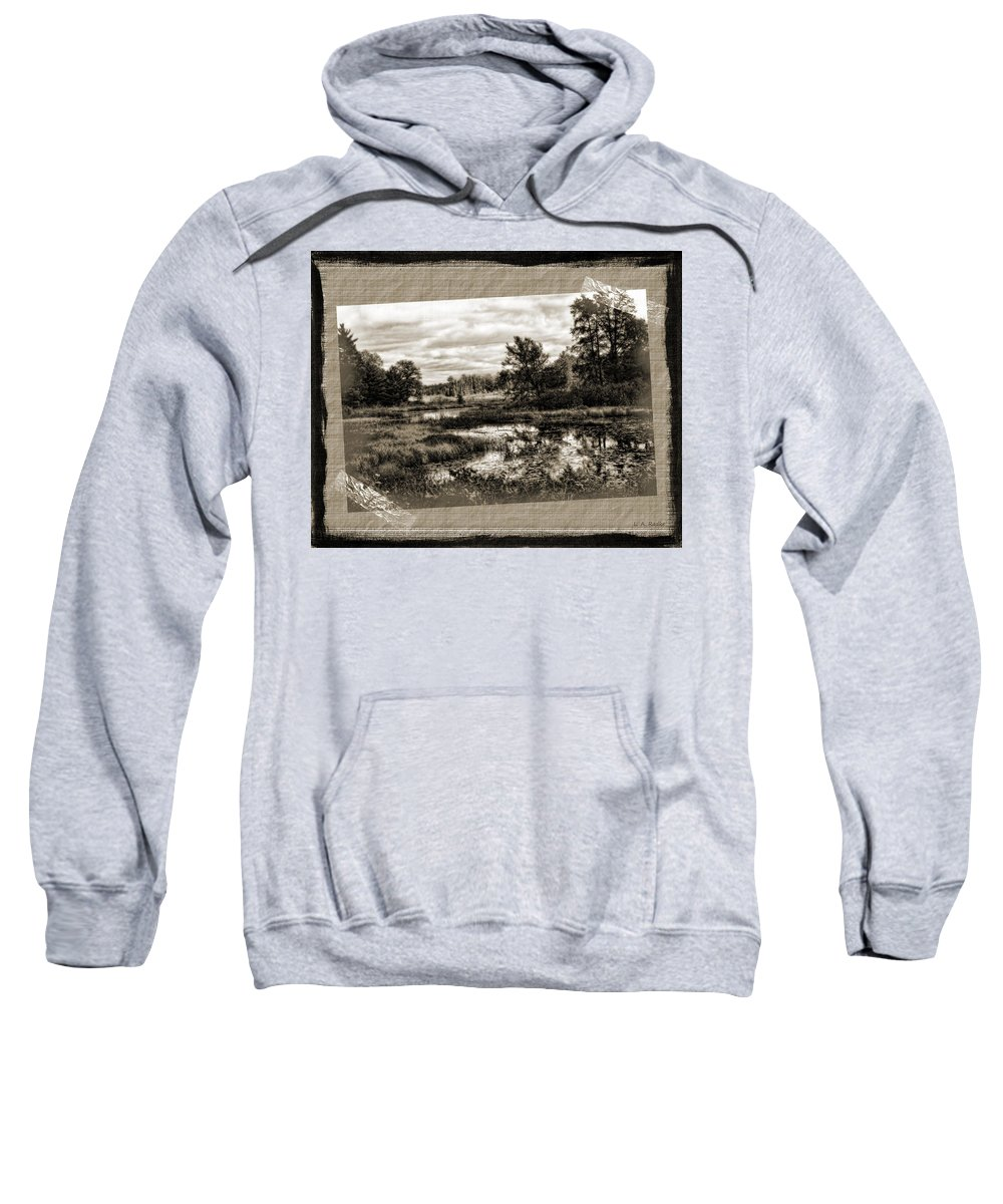 Nostalgia Sweatshirt featuring the photograph Memories by Lauren Radke