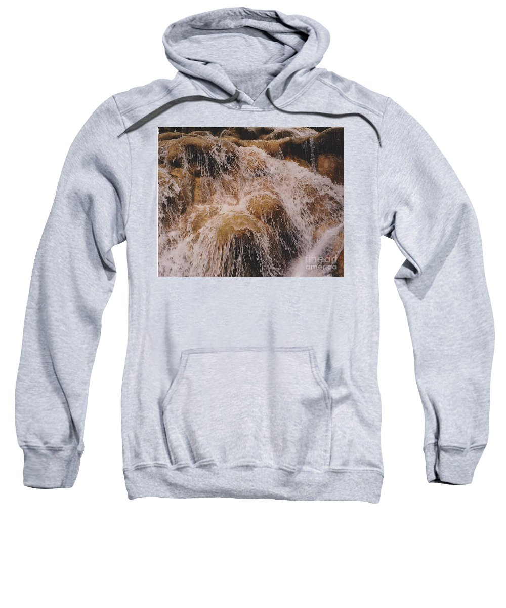 Water Sweatshirt featuring the photograph Milky Way by Michelle Powell