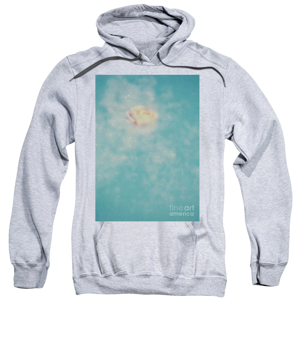 Pastels Sweatshirt featuring the photograph Monet's Dream by Amy Shumway
